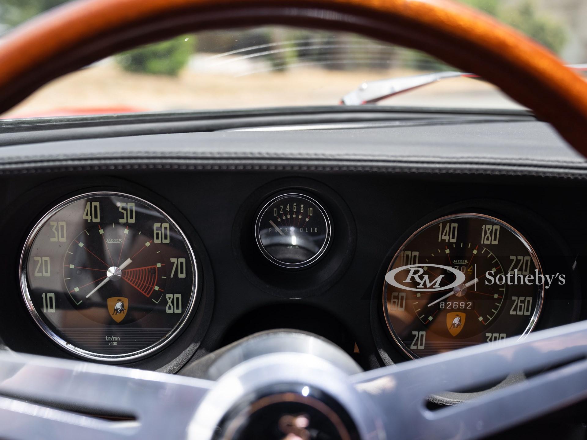 1967 Lamborghini 400 GT 2+2 by Touring -