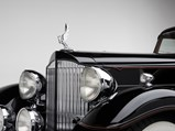 1933 Packard Twelve Coupe by Dietrich - $