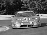 1981 Ferrari 512 BB/LM  - $Alain Cudini, John Morton, and Philippe Gurdjian, #49, DNF, 24 Hours of Le Mans, 1981.