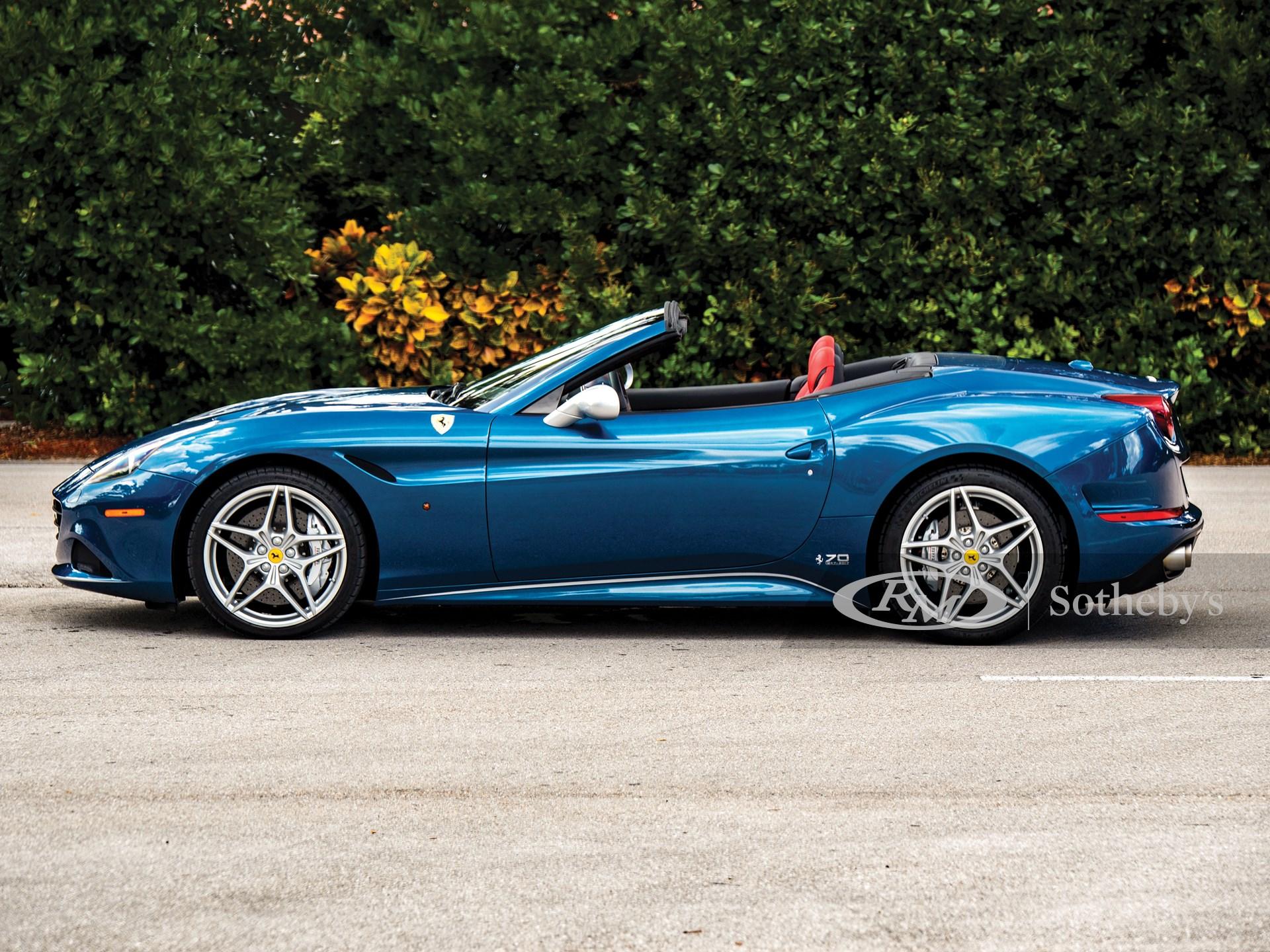 2018 Ferrari California T 70th Anniversary   Auburn Fall ...