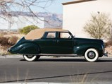 1938 Lincoln-Zephyr Convertible Sedan  - $