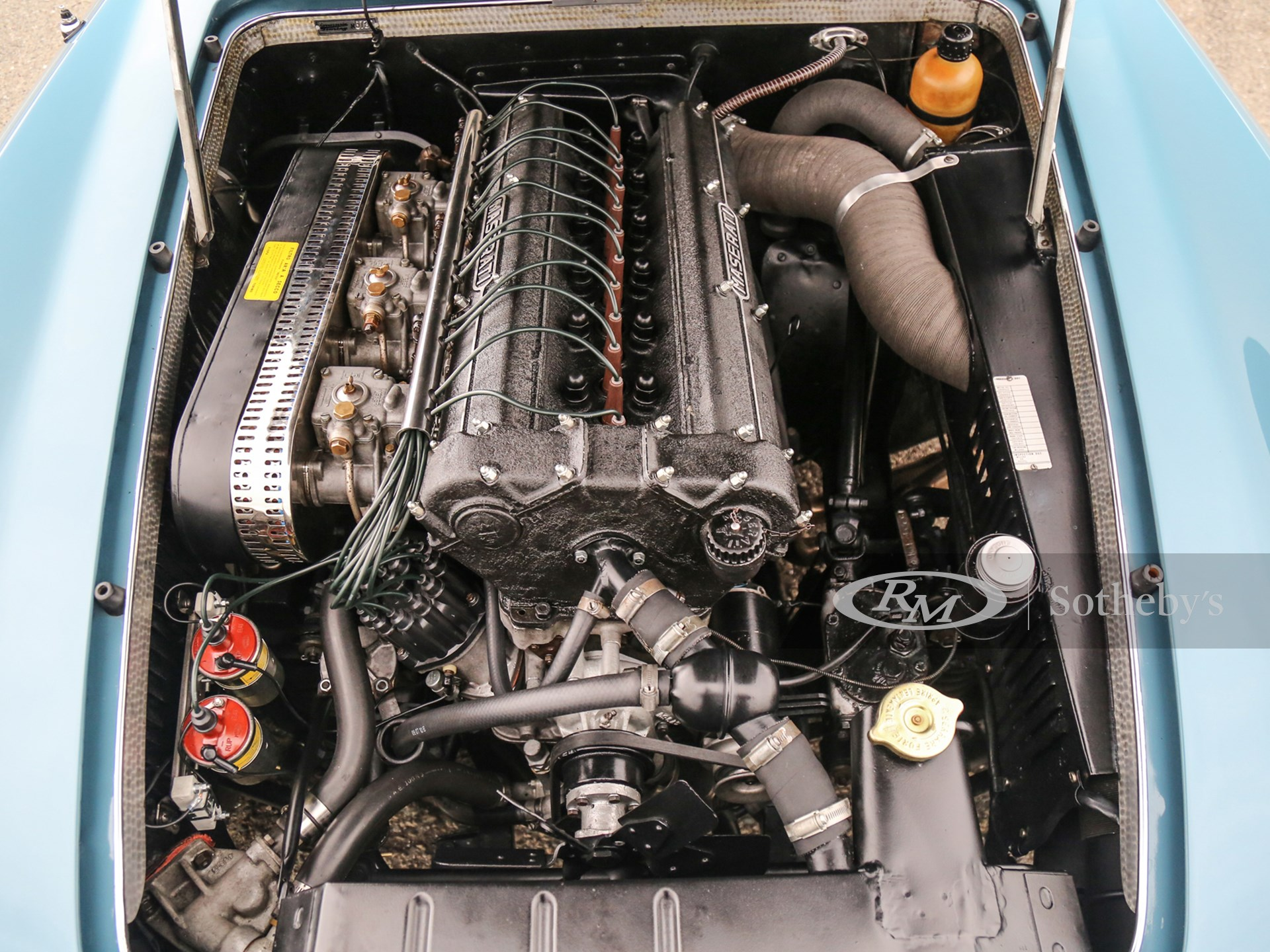 1959 Maserati 3500 GT by Touring -