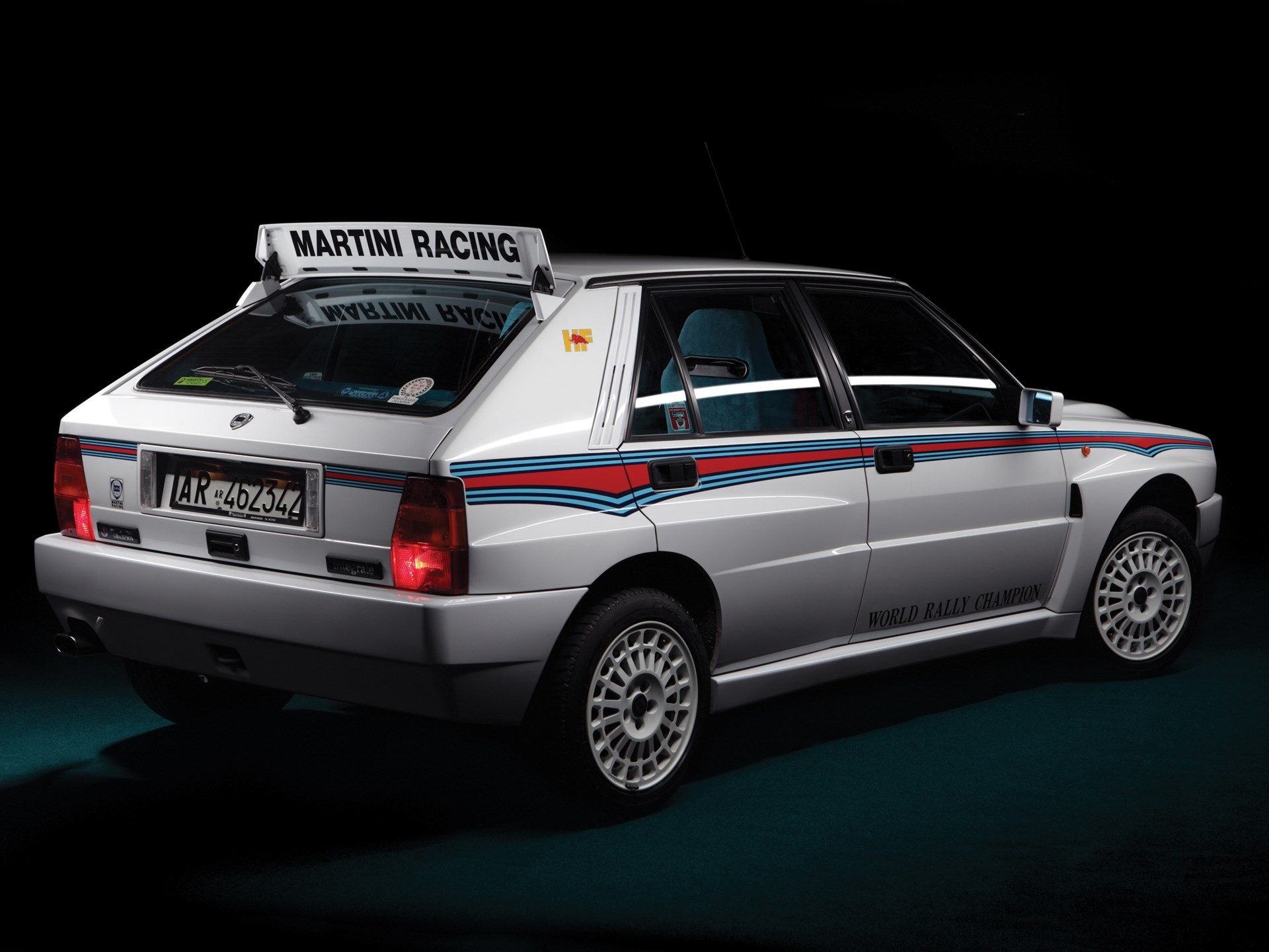rm sotheby 39 s 1992 lancia delta hf integrale evoluzione 1 39 martini 6 39 paris 2016. Black Bedroom Furniture Sets. Home Design Ideas