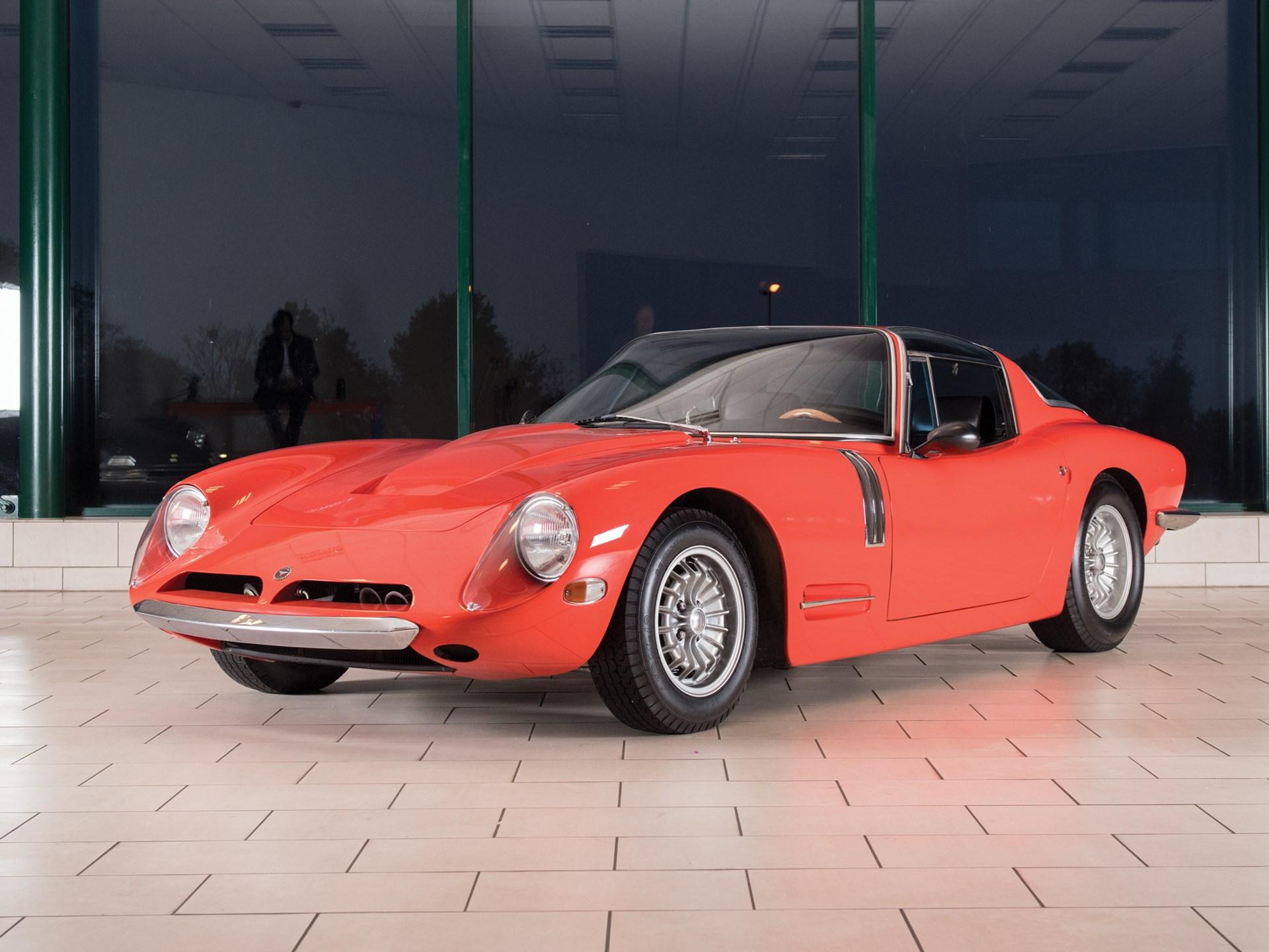 1968 Bizzarrini 1900 GT Europa
