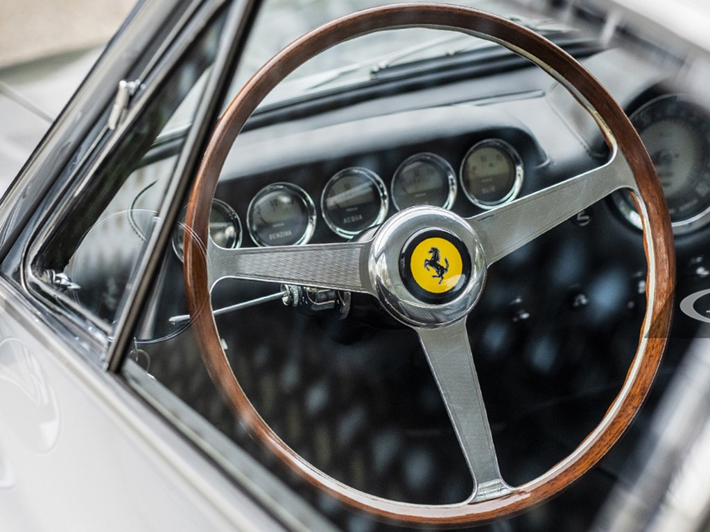 1963 Ferrari 250 GTL Berlinetta Lusso by Scaglietti available at RM Sothebys Milan Live Auction 2021