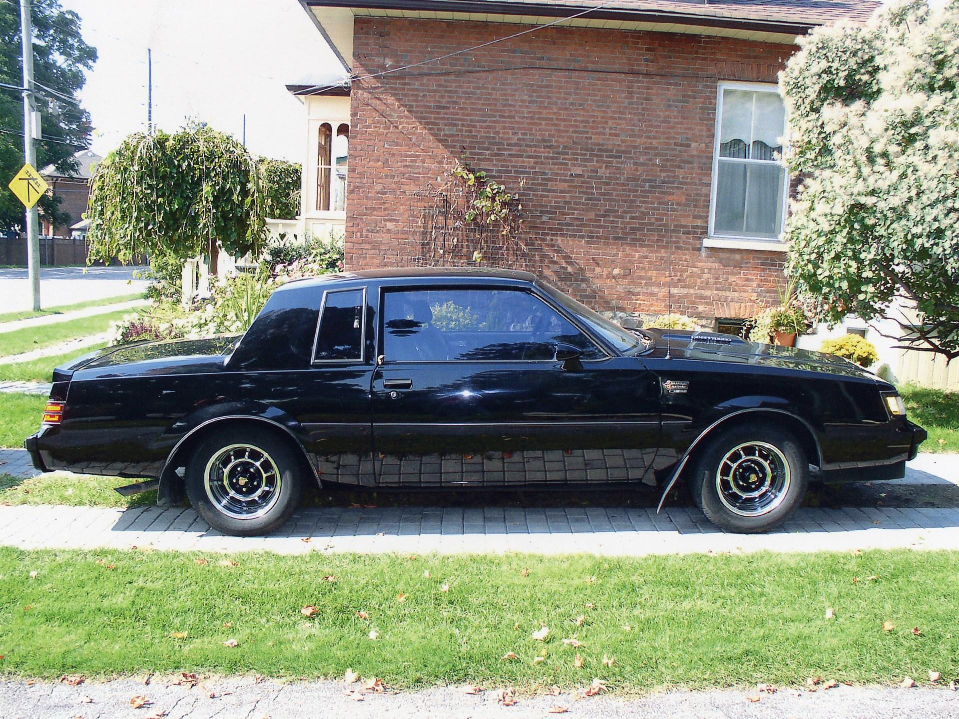 Rm Sotheby S 1987 Buick Grand National Hard Top Toronto