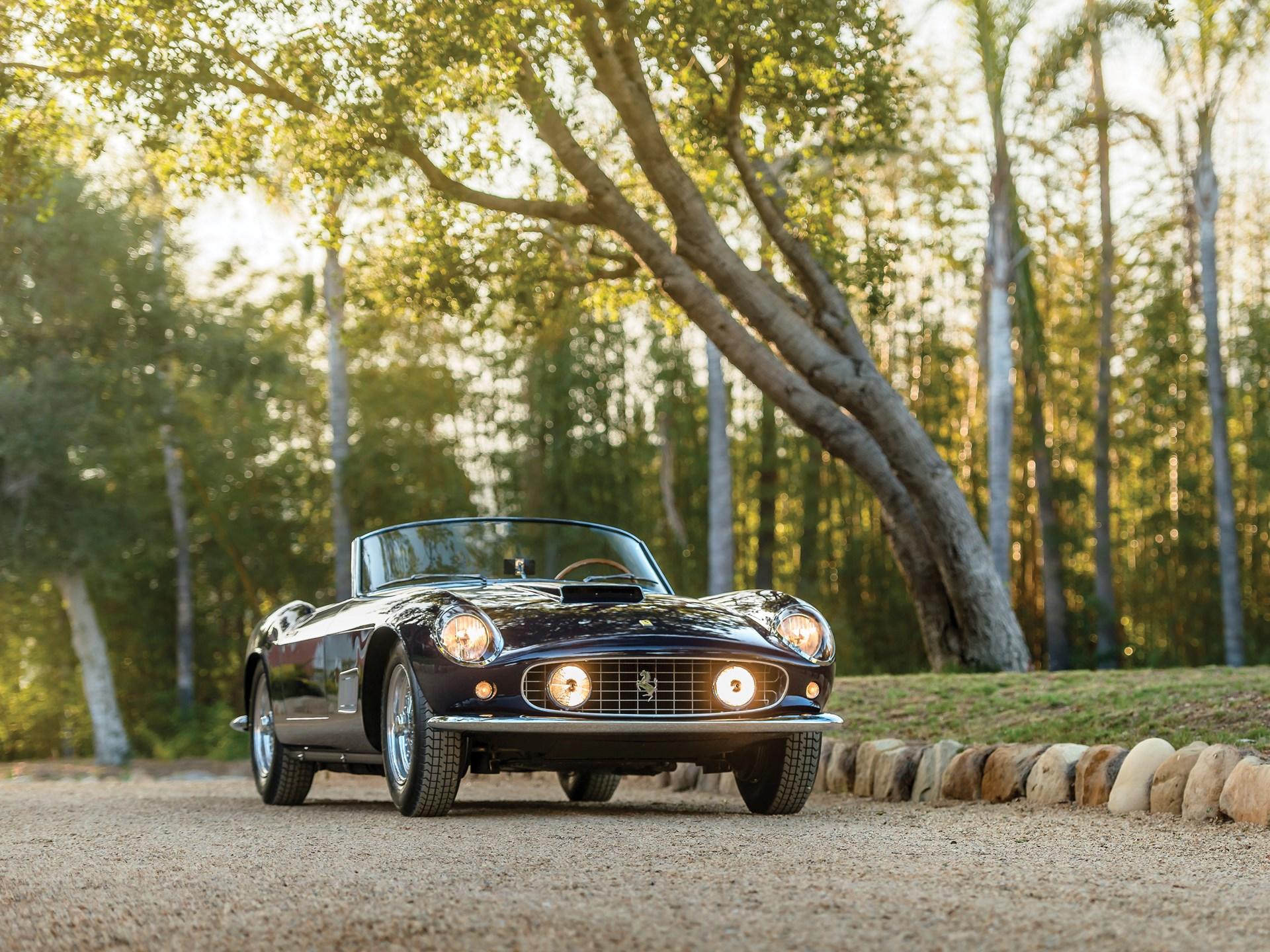 Rm Sotheby S 1958 Ferrari 250 Gt Lwb California Spider By