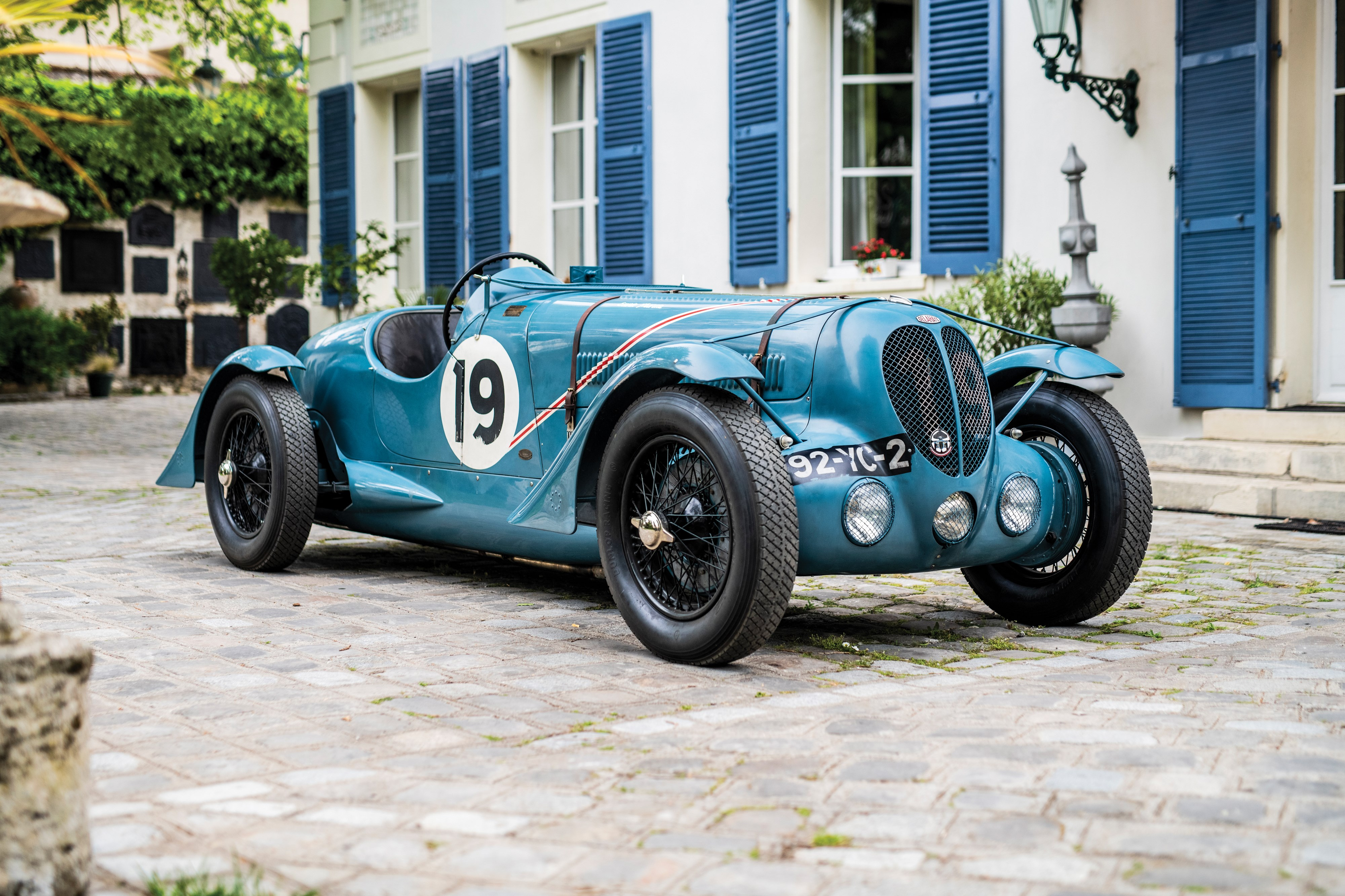 Image result for delahaye 135 villa erba 2019