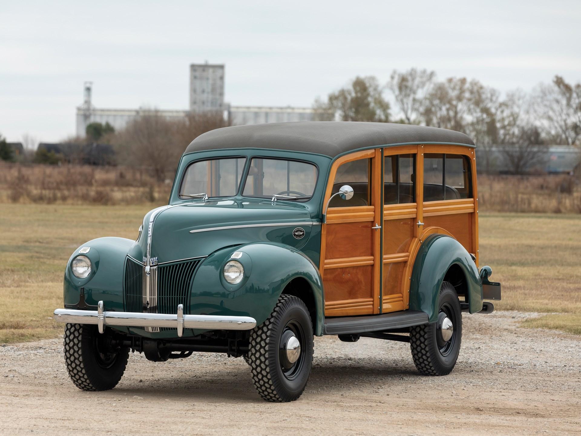 5c1fdfee634402 RM Sotheby s - 1940 Ford Marmon-Herrington Standard Station Wagon ...