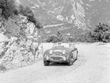 1958 Austin-Healey Sprite Mk 1 Works Rally  - $The Austin Healey at the 1959 Alpine Rally where it finished second in class.