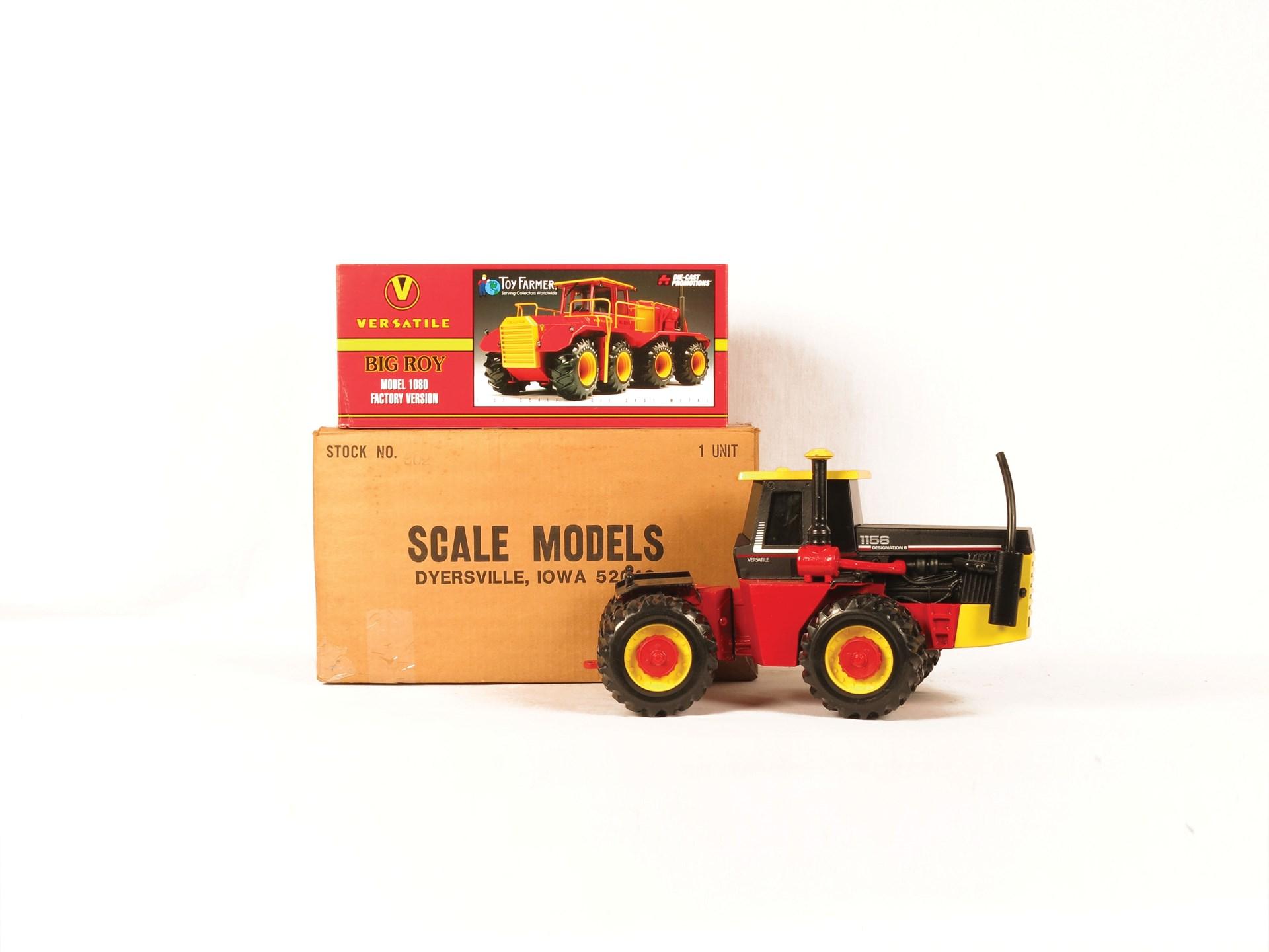 RM Sotheby's - Two Versatile Die-Cast Tractors | Auburn Memorabilia