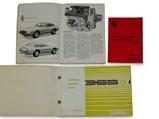 Ferrari 365 GTB/4 Owner's Manuals and Folio - $