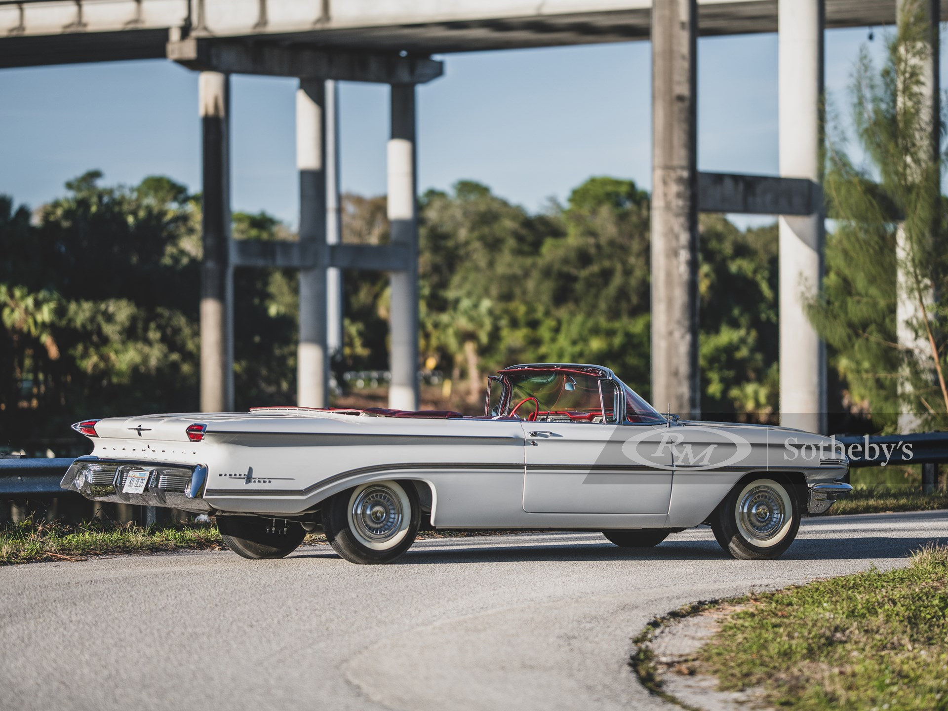 1960 Oldsmobile 98 Convertible  -