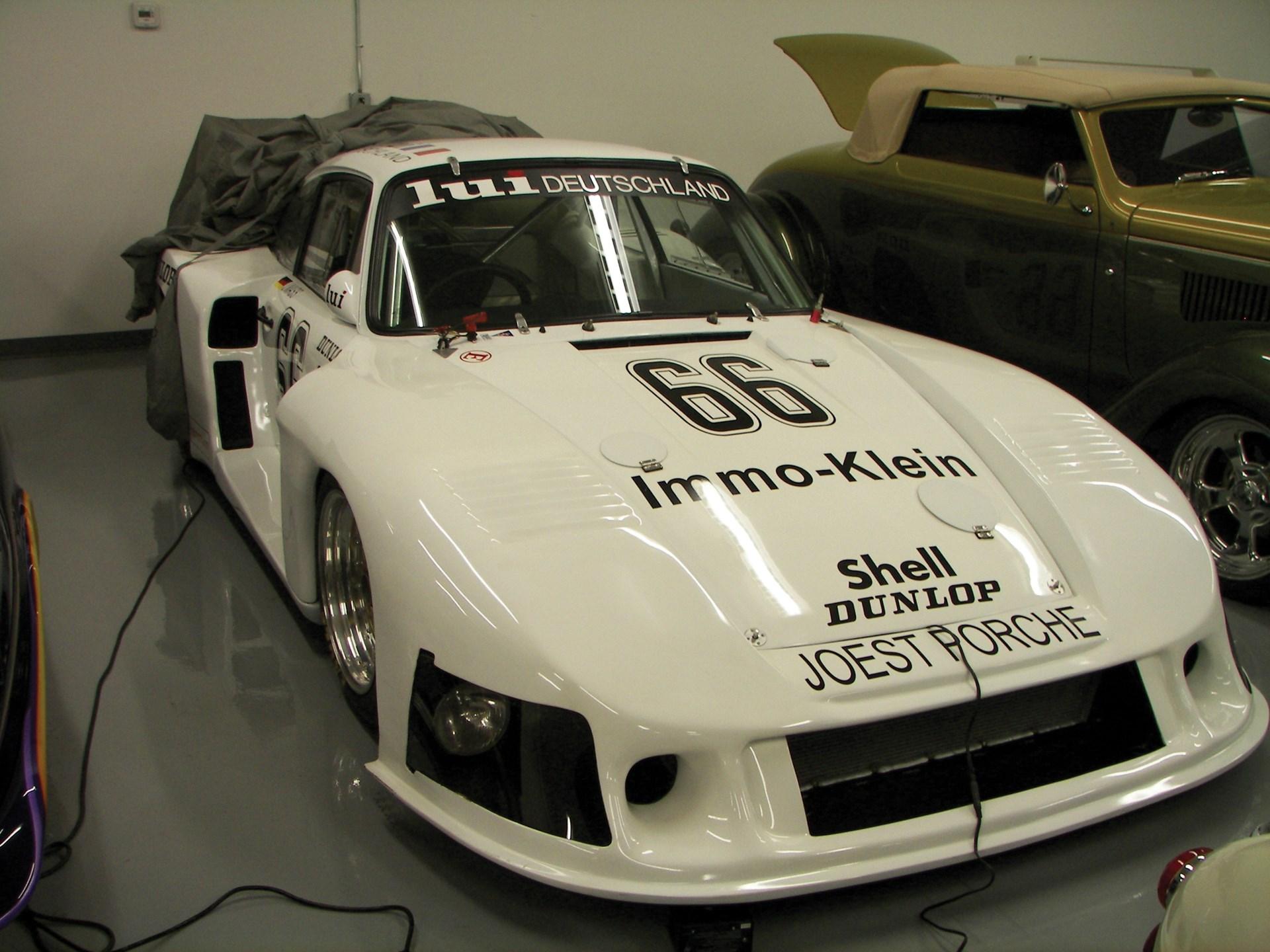 "1981 Porsche 935/78 ""Moby Dick"" Race Car"