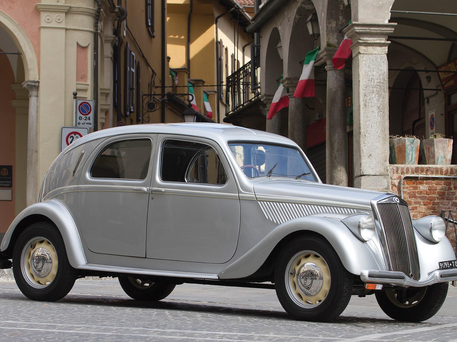 RM Sotheby's - 1949 Lancia Aprilia | Monaco 2012