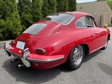 1963 Porsche 356B Carrera 2 Sunroof Coupe  - $