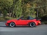 1989 Porsche 911 Turbo 3.3 Targa  - $
