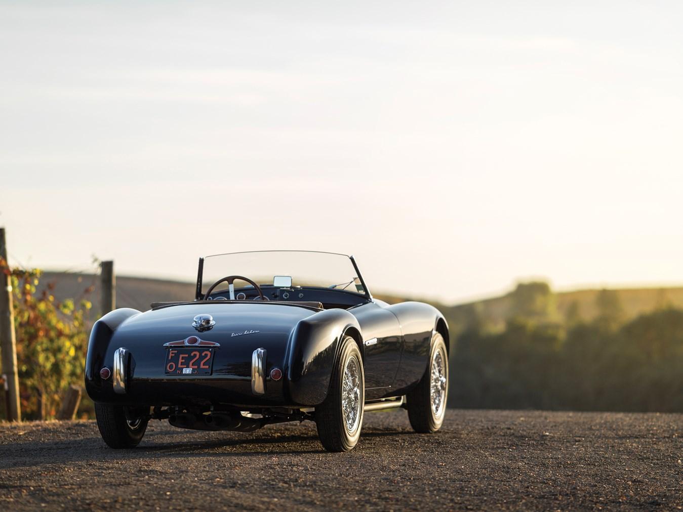 1954 Siata 208S Spider by Motto