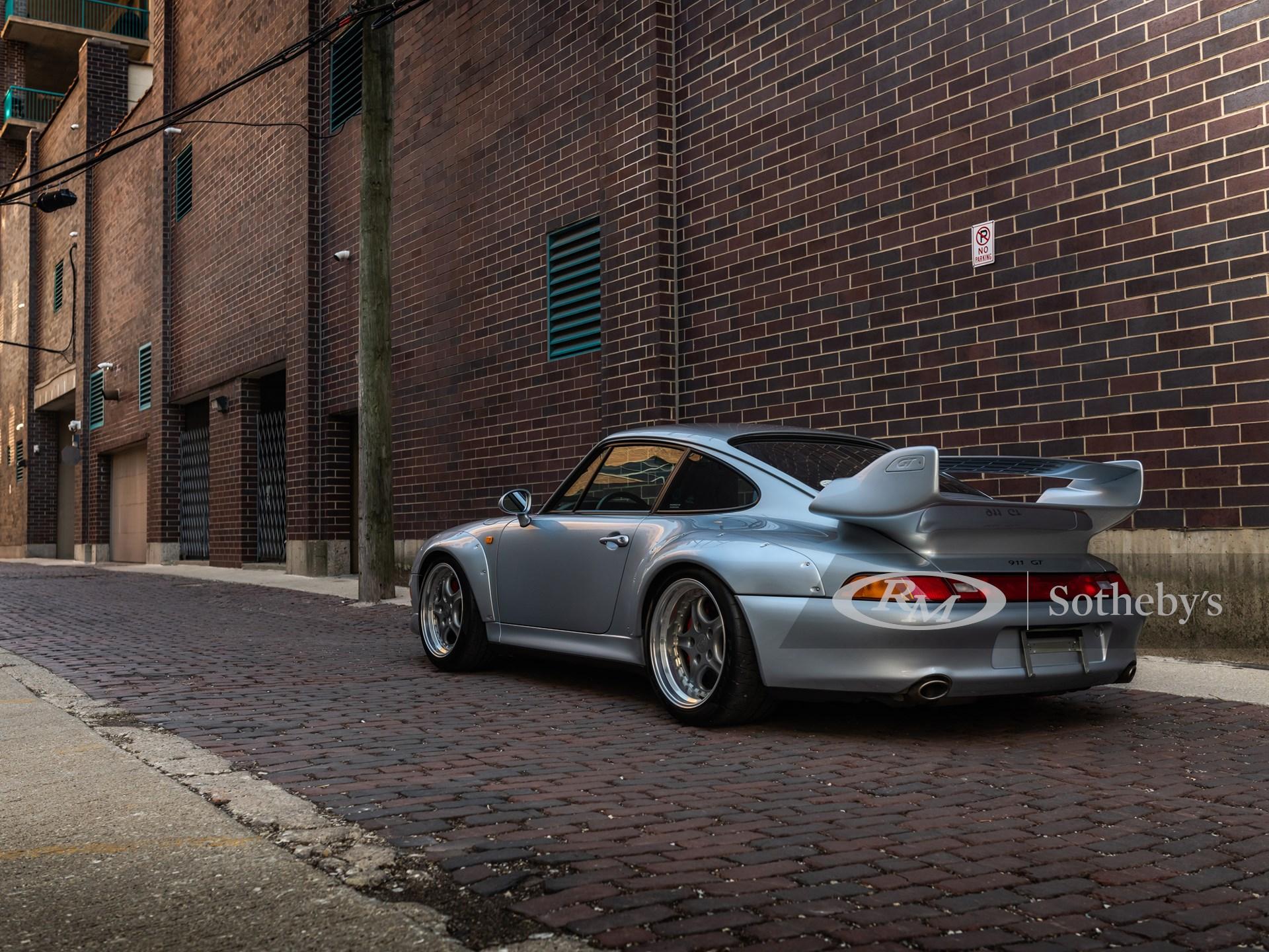 1996 Porsche 911 GT2  -