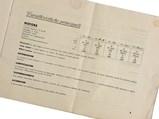 Ferrari 166 Inter, 166 MM, 195 Inter, 212 Export, and 340 America Owner's Manual - $