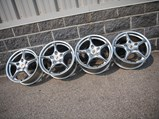Set of Four Porsche Wheels - $