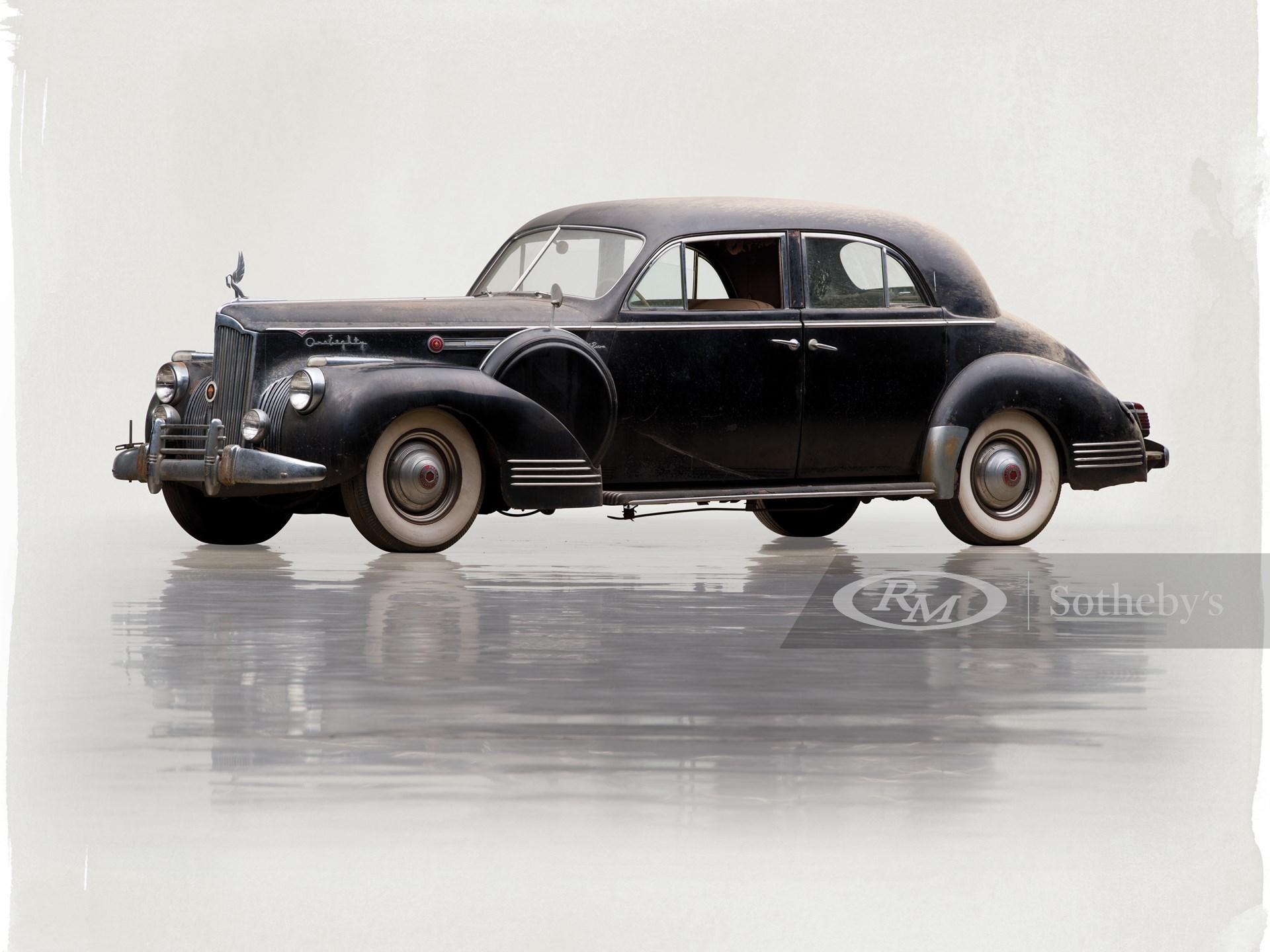 1941 Packard Custom Super Eight One Eighty Sport Brougham by LeBaron
