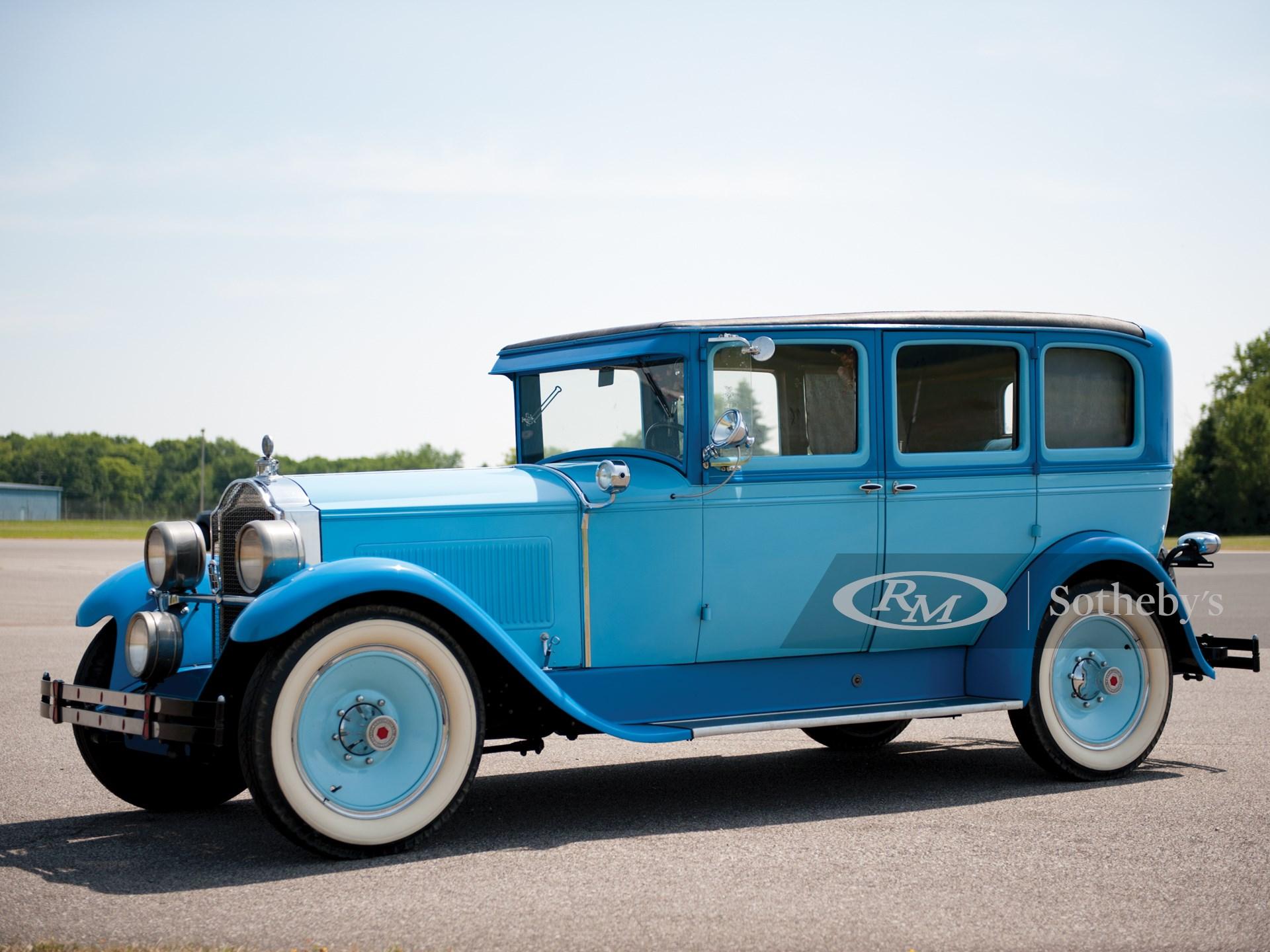 1928 Packard Six Sedan