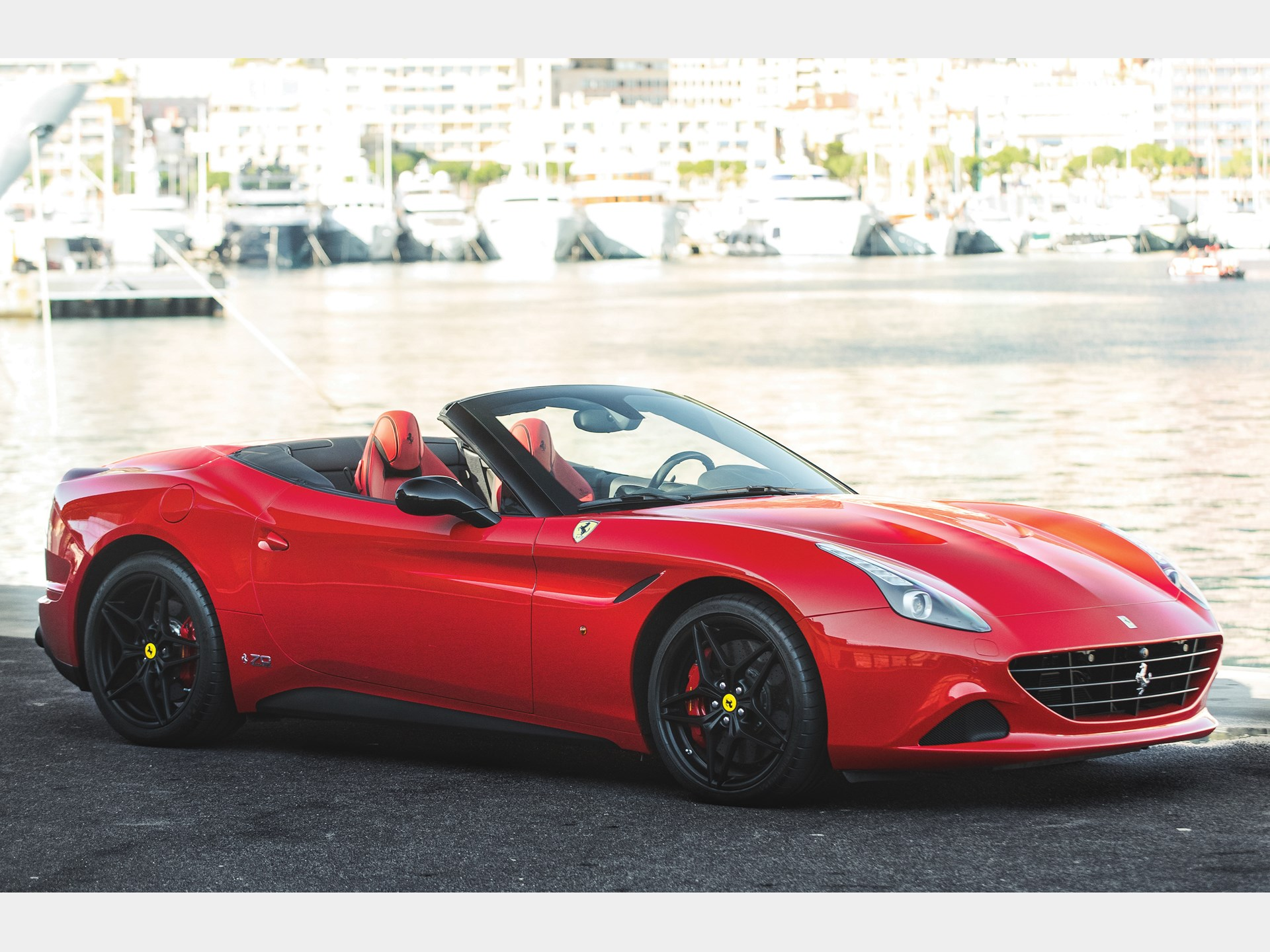 Ferrari California T >> Rm Sotheby S 2017 Ferrari California T 70th Anniversary Essen 2019