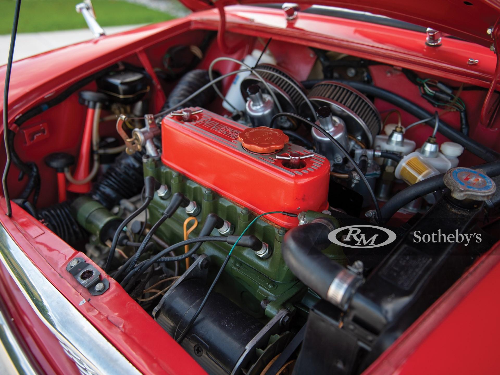 1964 Austin Mini Countryman  -