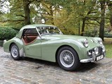 1958 Triumph TR3A Works Rally Car  - $