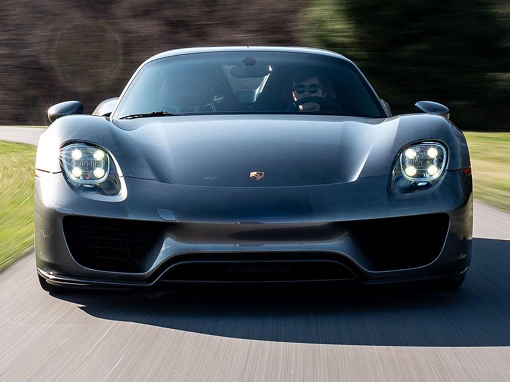2015 Porsche 918 Spyder offered at RM Sothebys Amelia Island Live Auction 2021