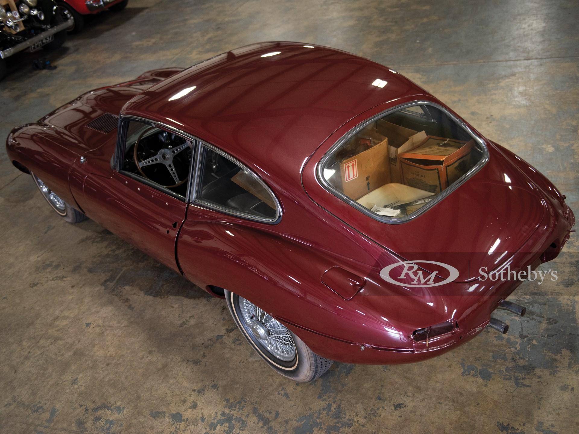 1967 Jaguar E-Type Series 1 4.2-Litre 2+2 Project  -
