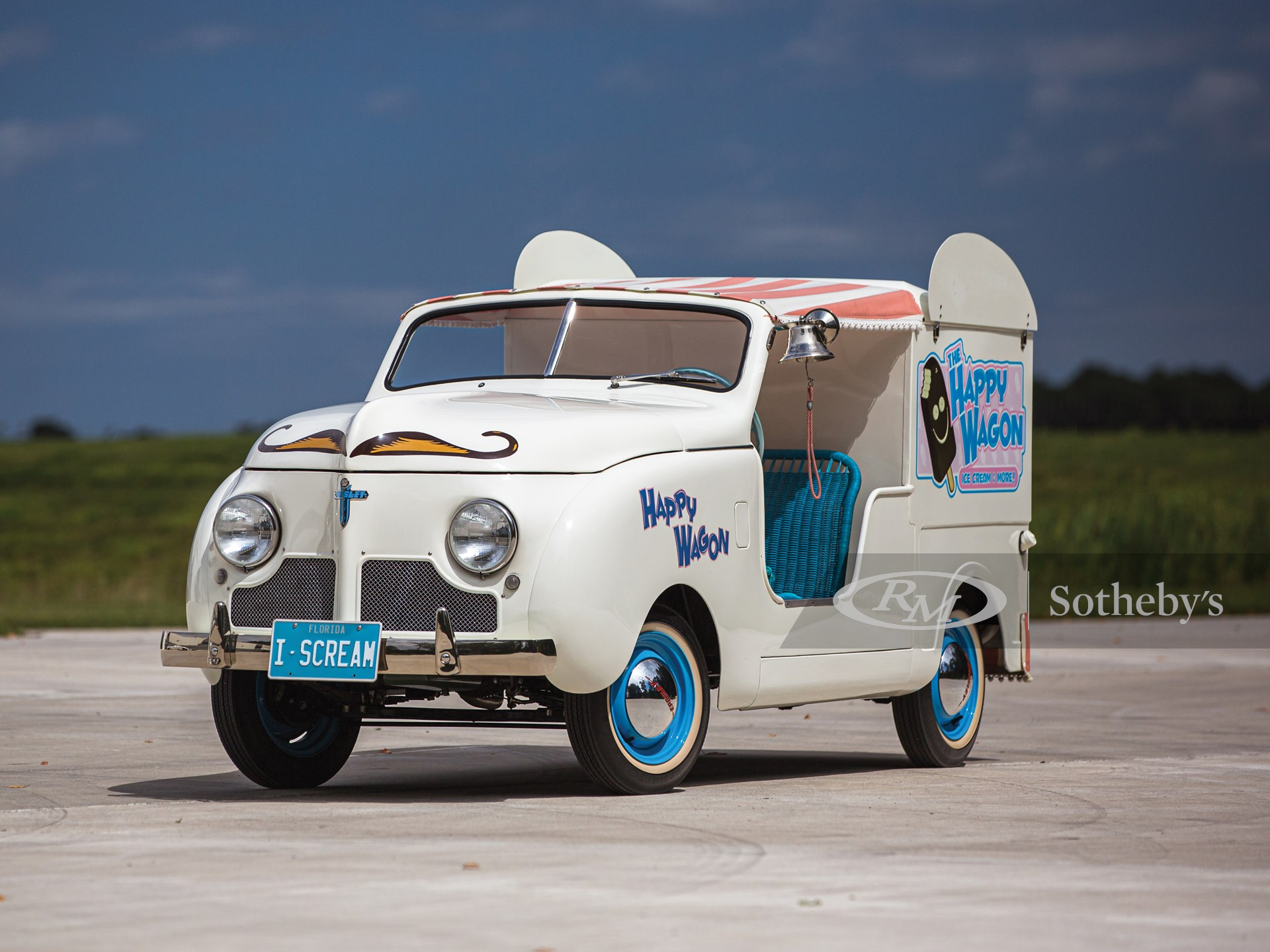 """1948 Crosley CC Four """"Happy Wagon"""""""