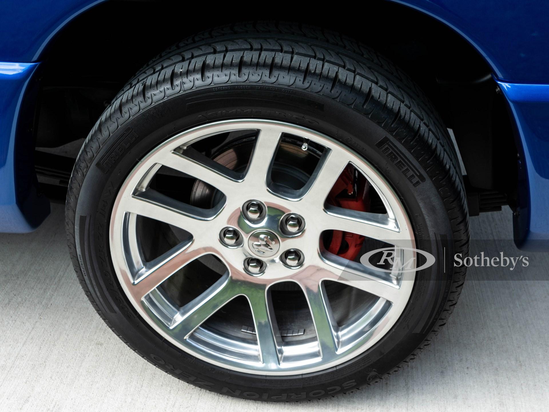 2004 Dodge Ram SRT-10 VCA Edition  -