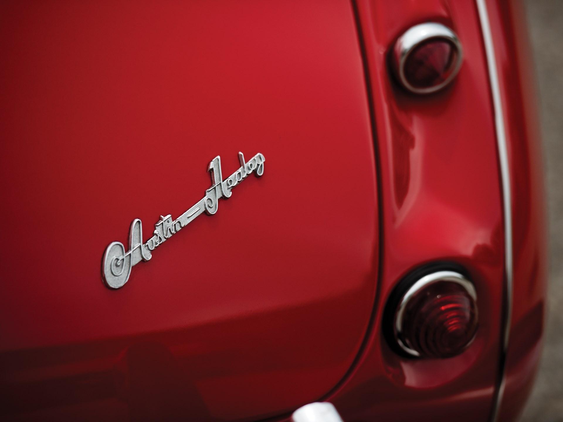 1959 Austin-Healey 100-6 BN4