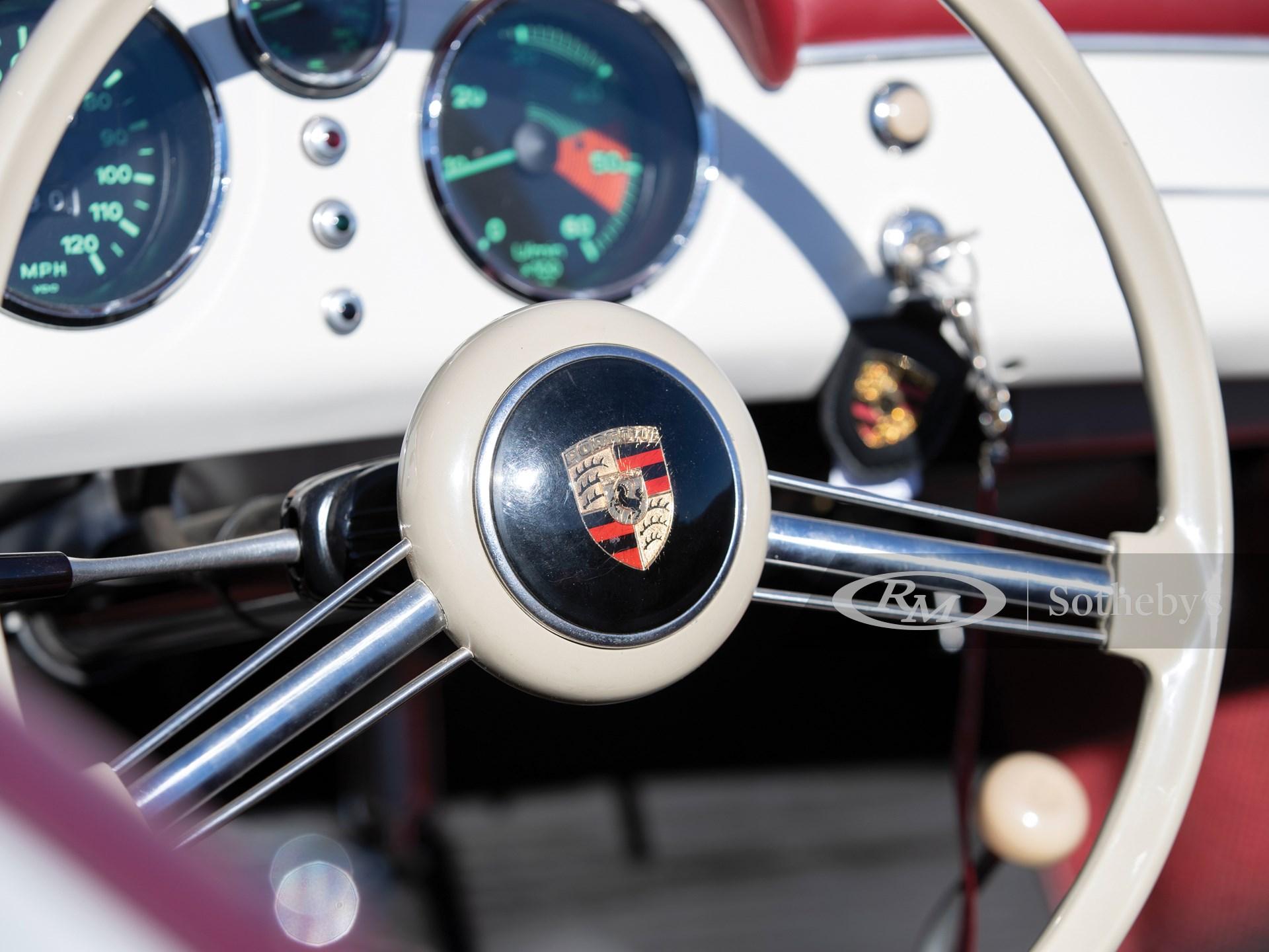1955 Porsche 356 Speedster by Reutter -