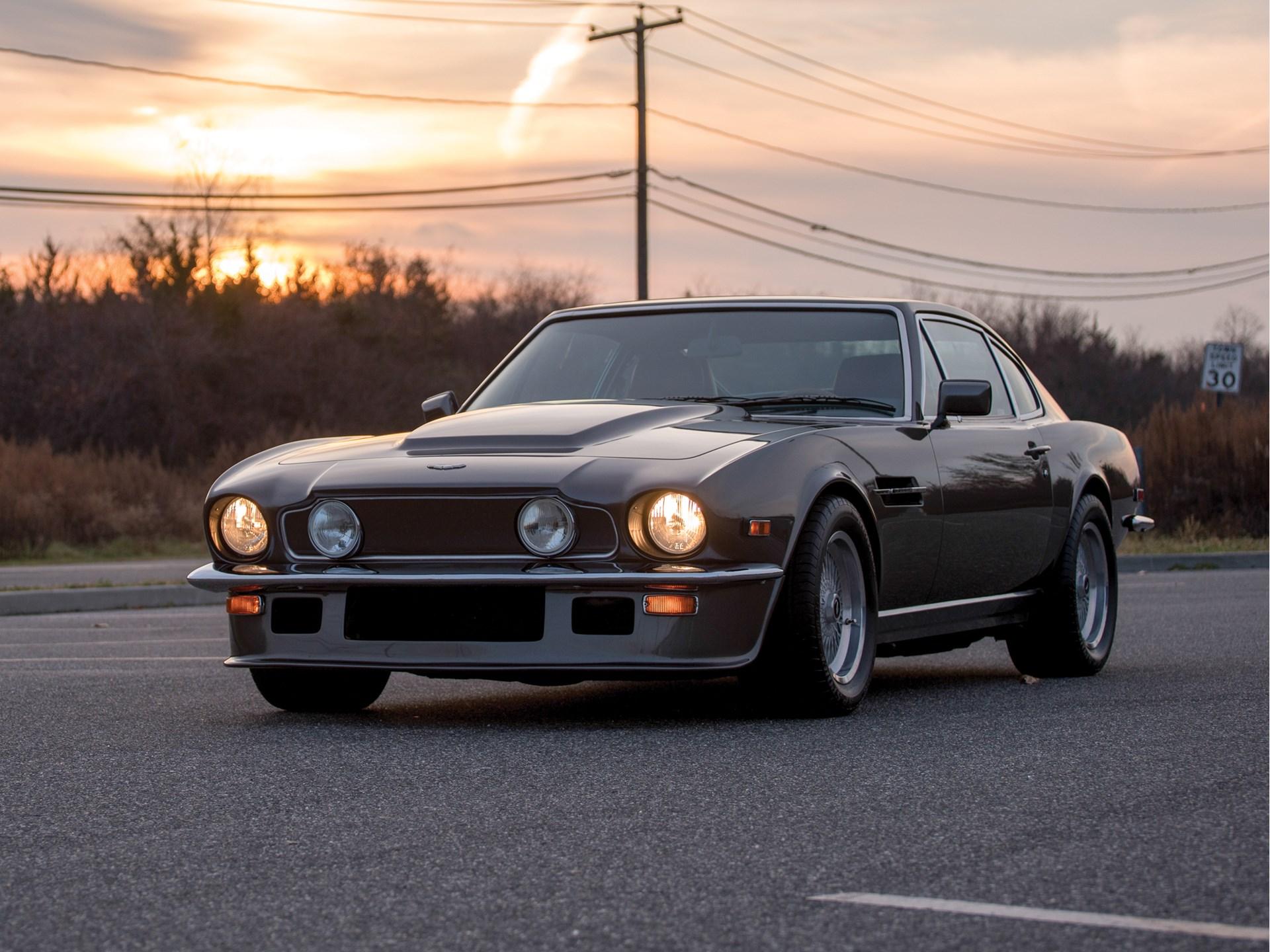 Rm Sotheby S 1979 Aston Martin V8 Vantage Specification Oscar