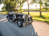 1930 Duesenberg Model J Dual-Cowl Phaeton by Murphy - $