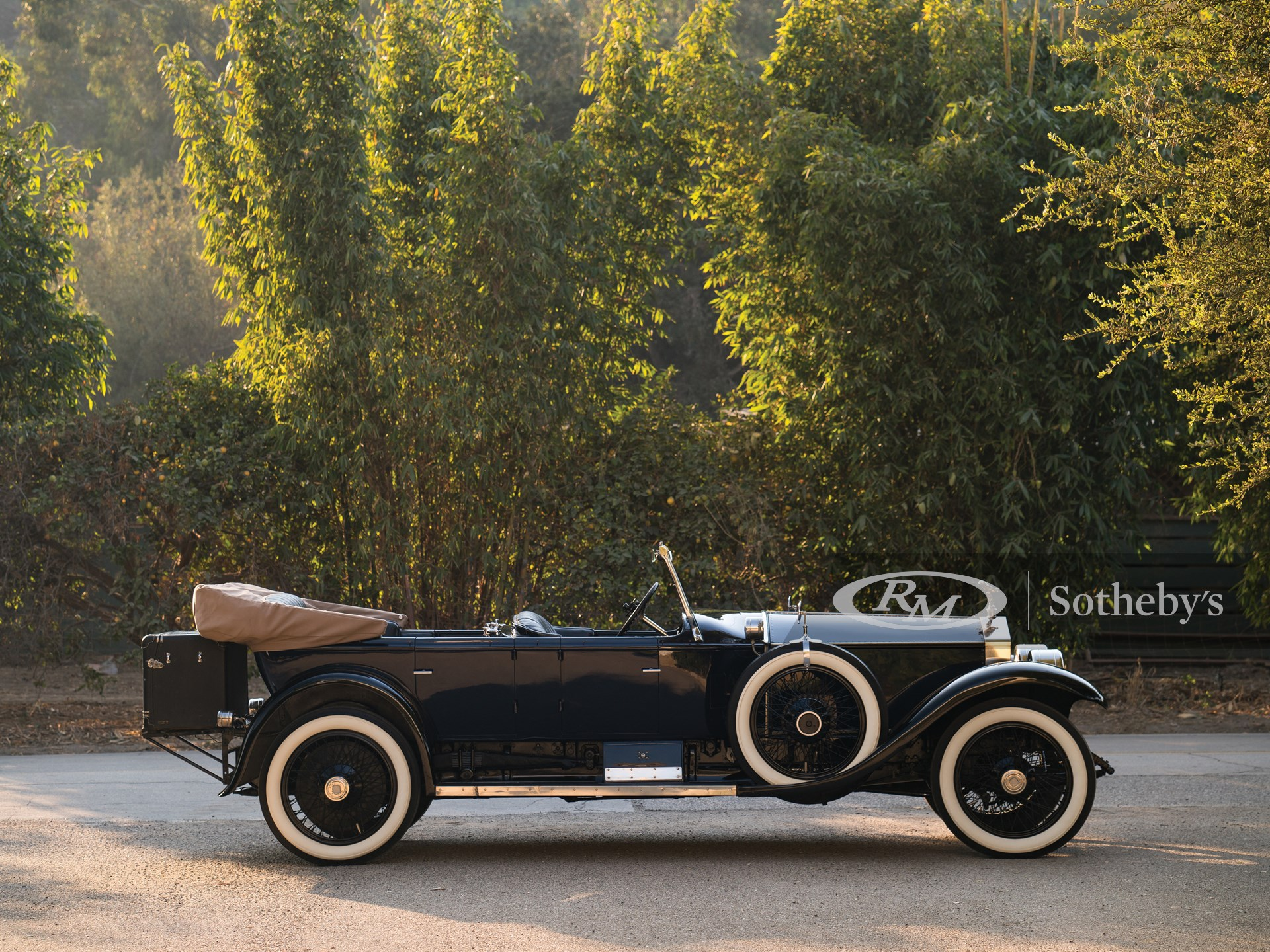1924 Rolls-Royce Silver Ghost Pall Mall Tourer by Merrimac -