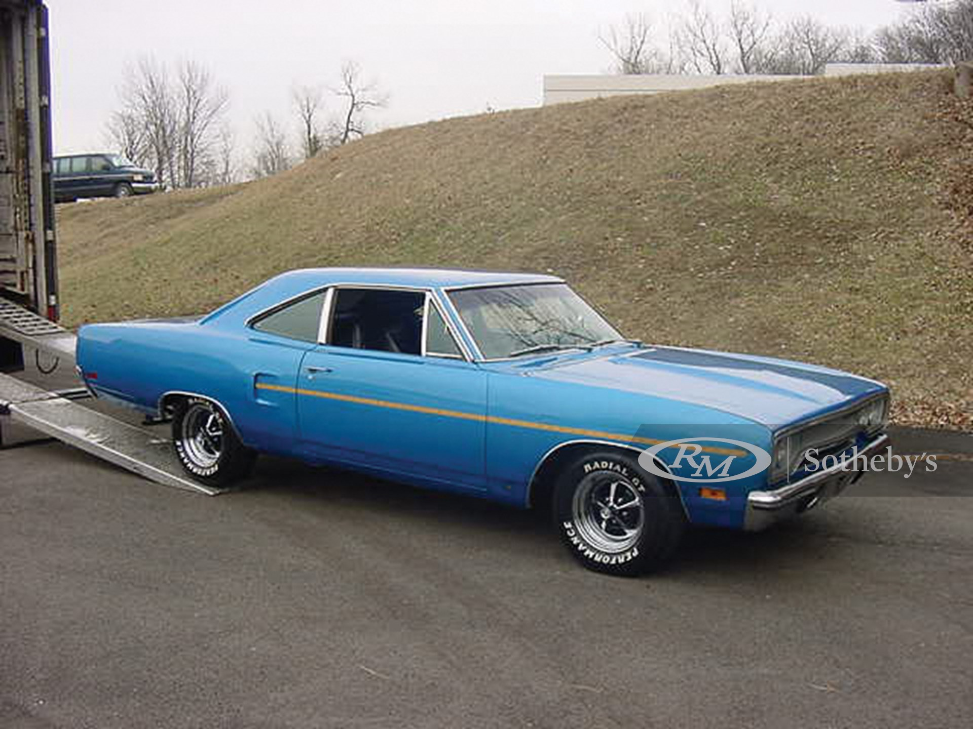 1970 Plymouth Roadrunner 2D  -