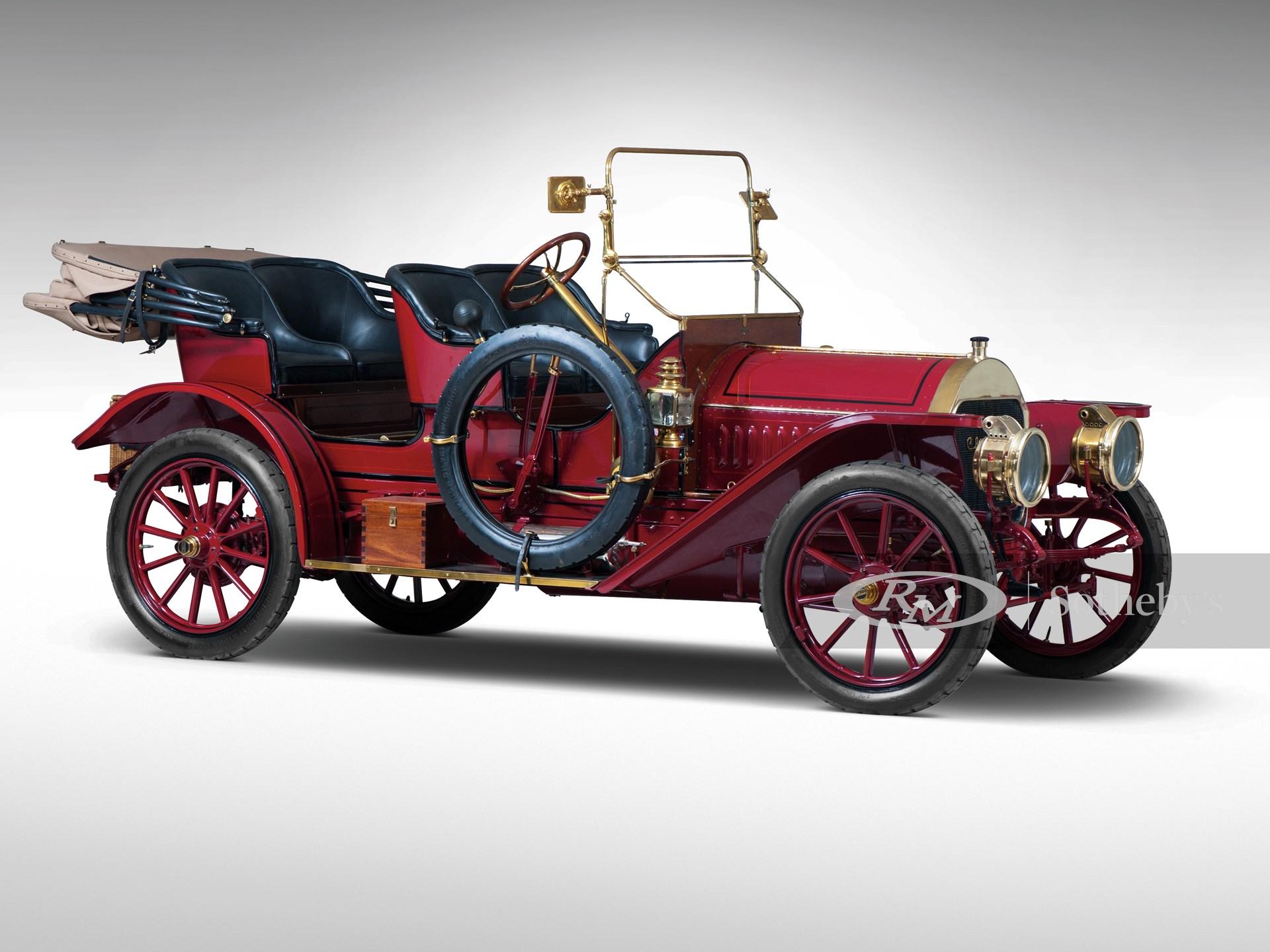 1909 Washington 30HP Five-Passenger Touring