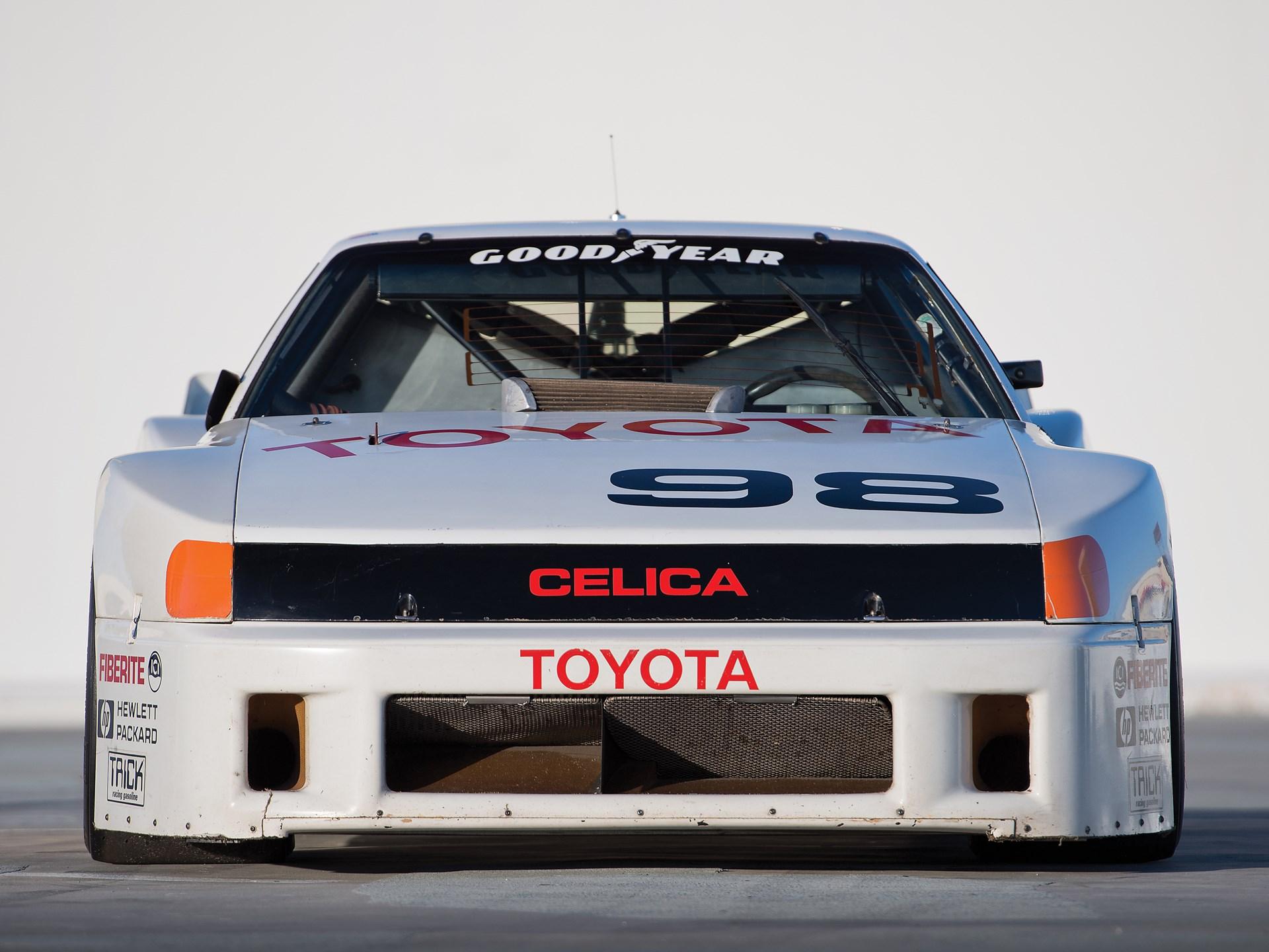 Rm Sothebys 1986 Toyota Celica Imsa Gto Arizona 2014 1983 Gts