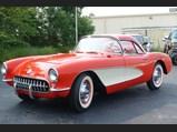 1957 Chevrolet Corvette 283/270  - $