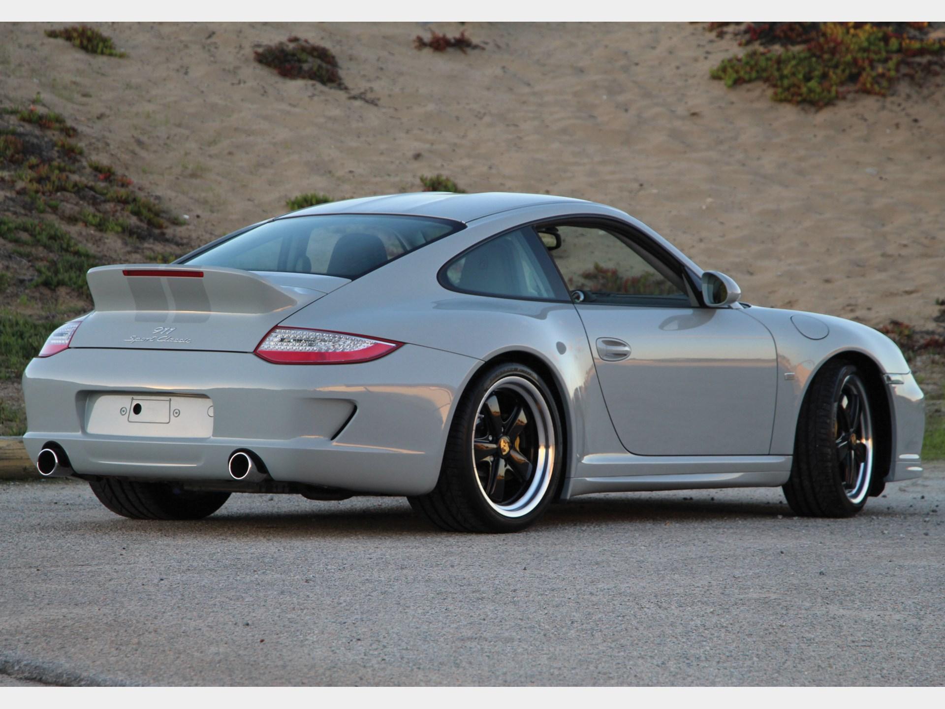Porsche 911 Sport Classic Wallpaper: RM Sotheby's - 2010 Porsche 911 Sport Classic