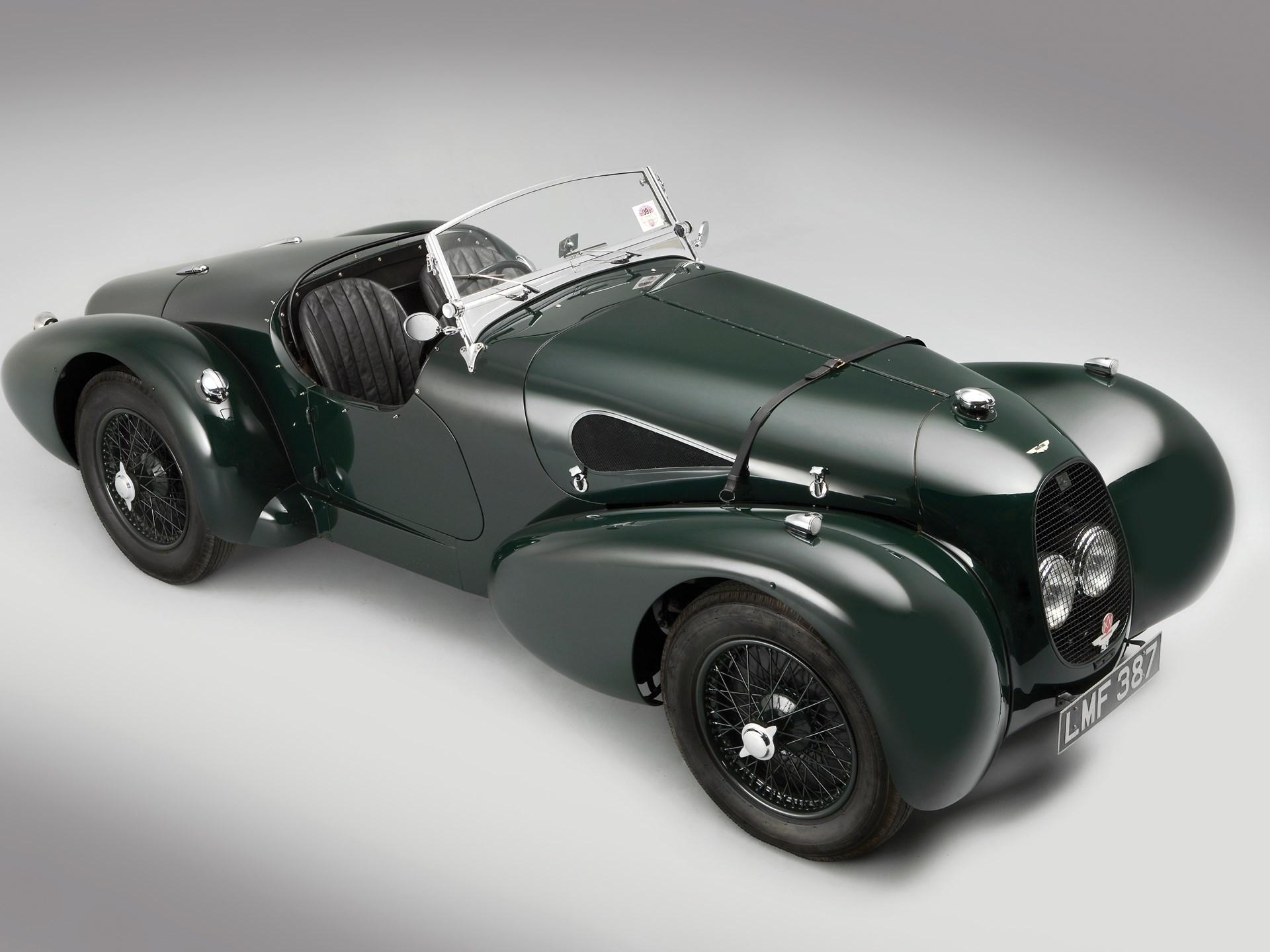 Rm Sotheby S 1940 Aston Martin Speed Model Type C Monterey 2015