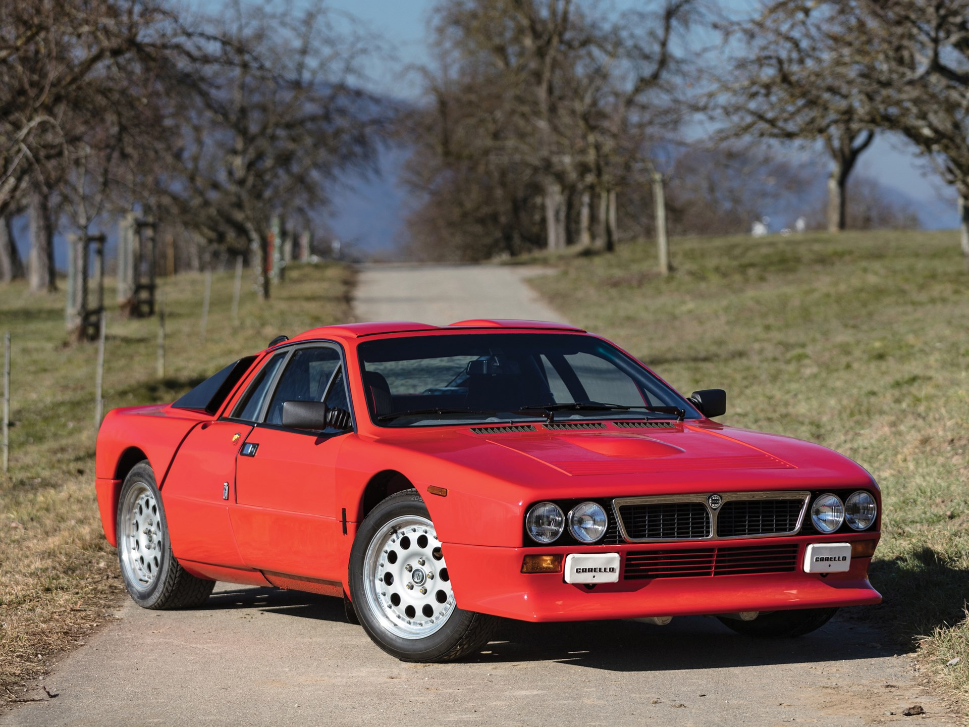 Image result for rm essen 2019 lancia 037