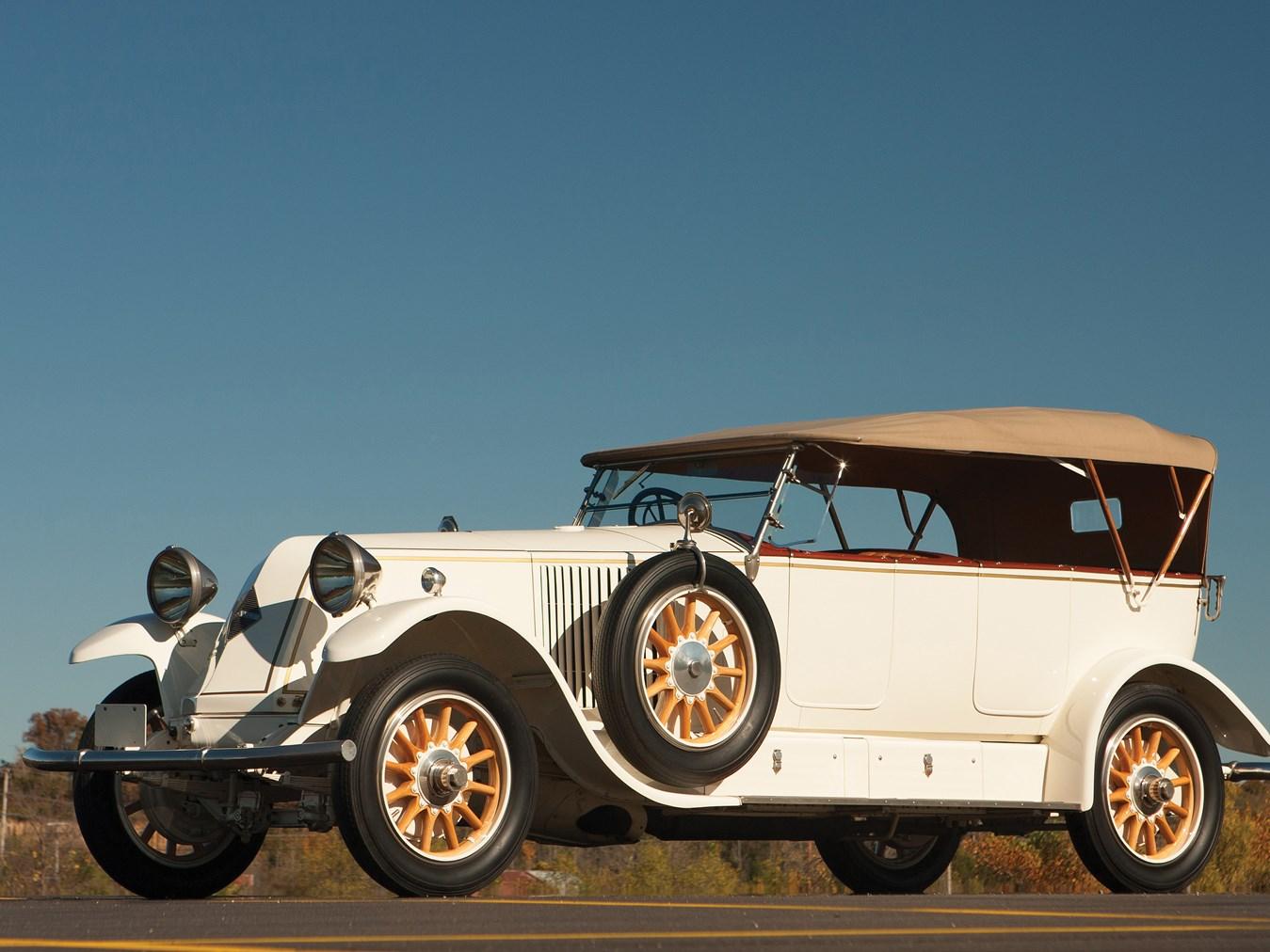 1925 Renault Model 45 Tourer