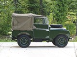 "1950 Land Rover Series I SWB ""Car Zero""  - $"