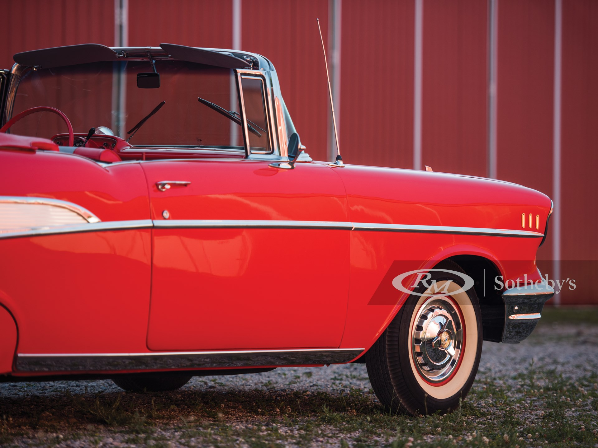 1957 Chevrolet Bel Air Convertible  -
