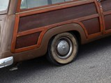 1950 Ford V-8 Custom DeLuxe Country Squire  - $